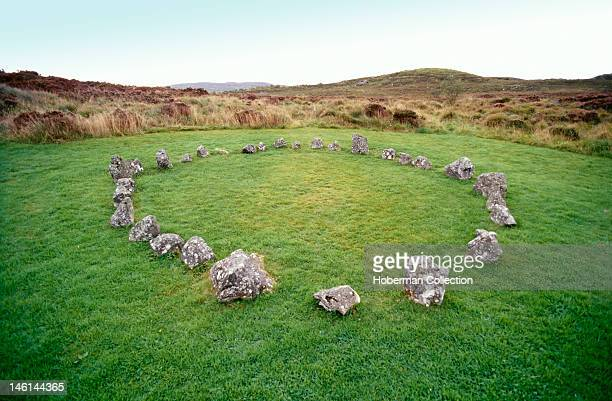 Ancient Stone Circle Ireland