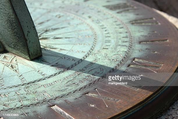 Vieux Cadran solaire