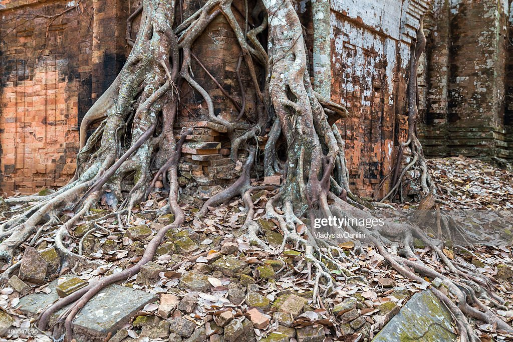 Ancient temple Koh Ke, Cambodia : Stock Photo