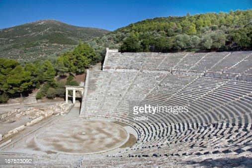 Theatre Of Epidaurus Fotografías e imágenes de stock ...