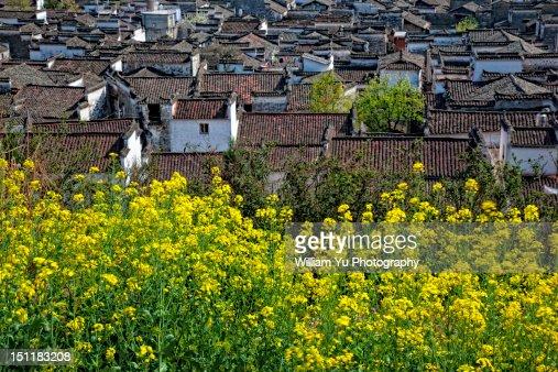 Ancient village in Wuyuan