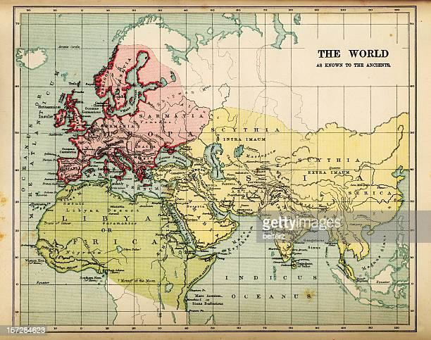Antichi mappa