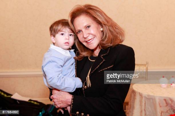 and Arlene Blau attend Cupcakes And Music at Harmonie Club on December 7 2010 in New York City
