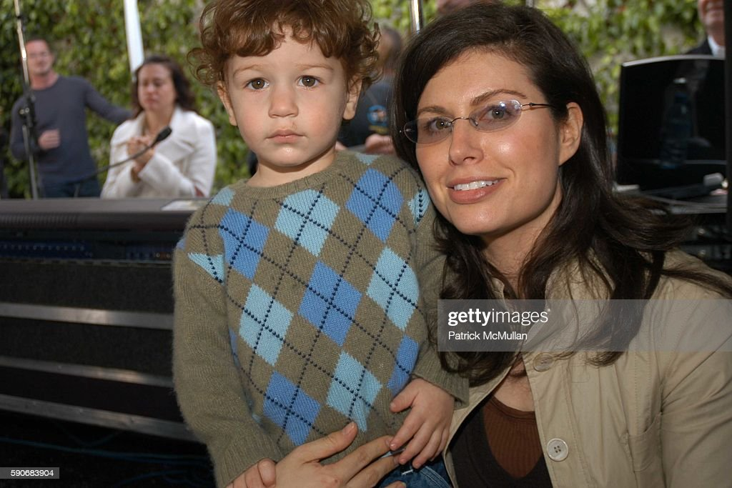 and attend John Varvatos' 3rd Annual Stuart House Charity Benefit at John Varvatos Boutique on March 5 2005 in West Hollywood California