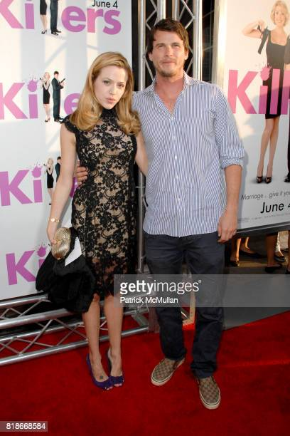 and attend 'Killers' Los Angeles Premiere at ArcLight Cinemas on June 1 2010 in Hollywood California