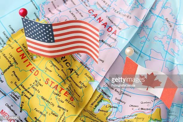USA und Kanada