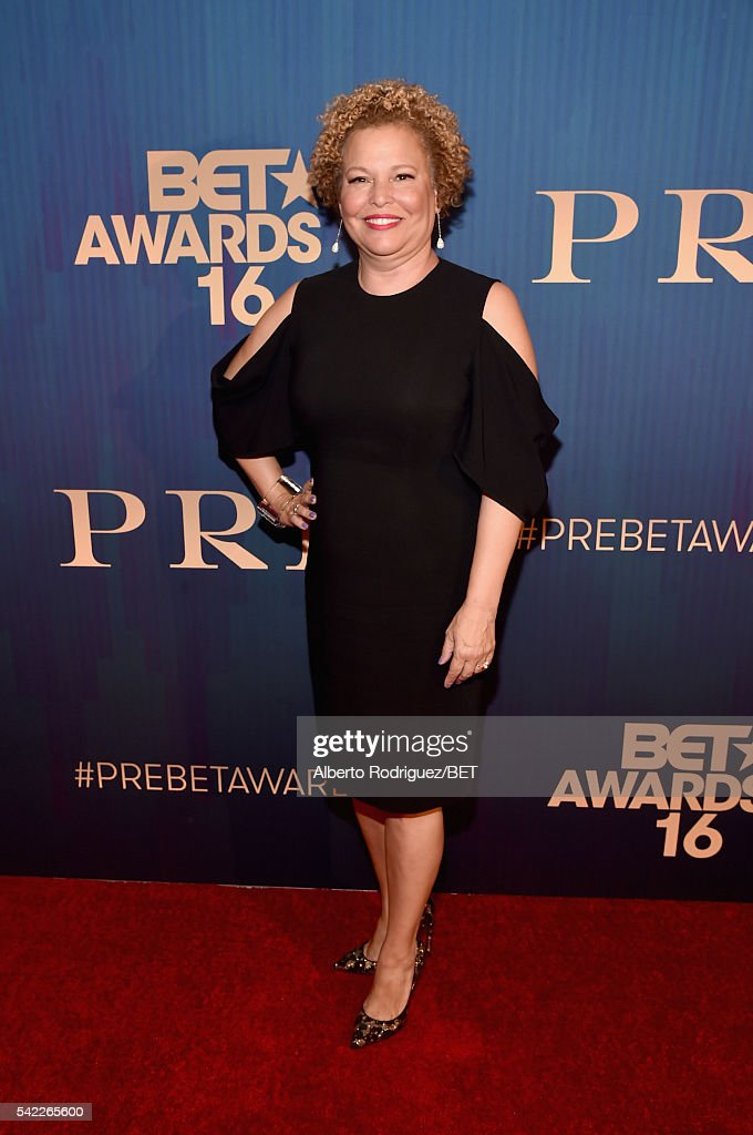 CEO and Chairman Debra L Lee attends Debra Lee's PRE kicking off the 2016 BET Awards on June 22 2016 in Los Angeles California