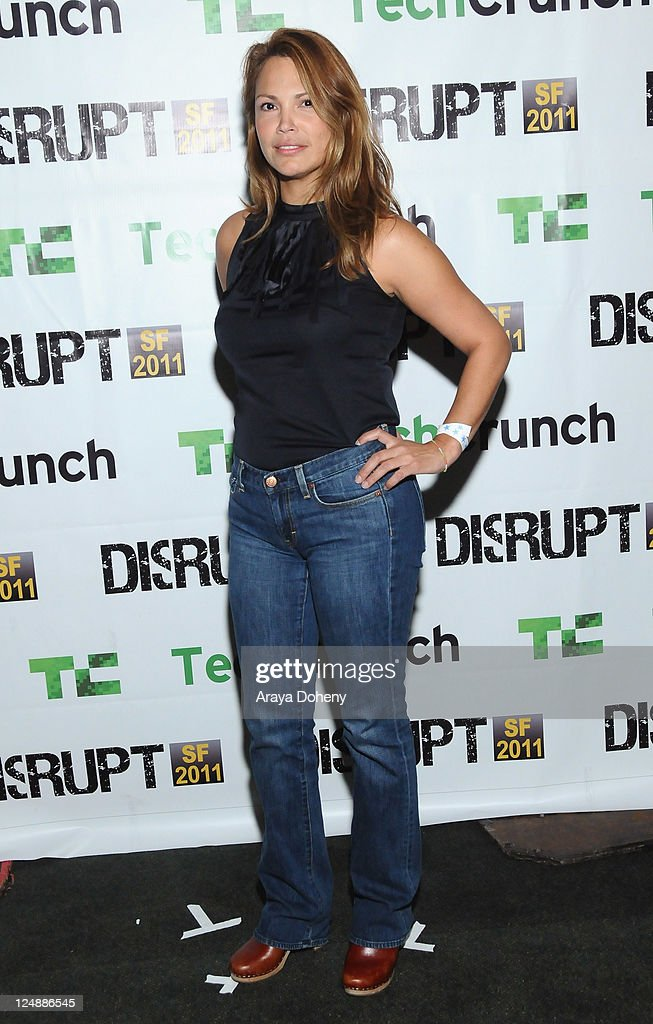 CEO and Co-Founder of LocalHero Ana Baltodano attends Day 2 of TechCrunch Disrupt SF 2011 held at the San Francisco Design Center Concourse on September 13, 2011 in San Francisco, California.