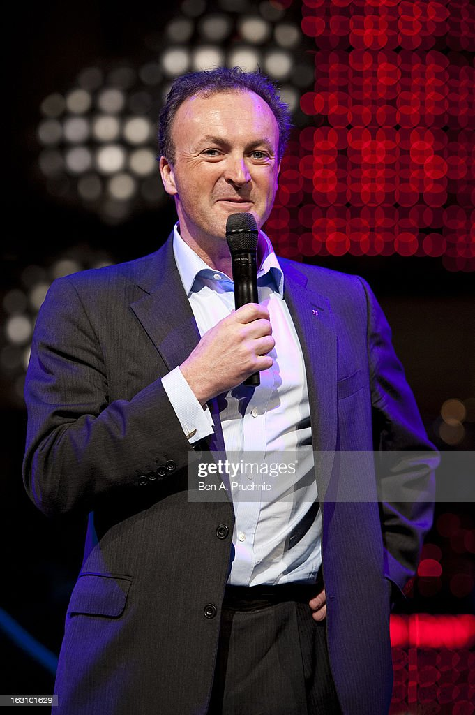 CEO and coowner of The London Hippodrome Simon Thomas attends the launch of The PokerStars LIVE Lounge at The Hippodrome Casino London on March 4, 2013 in London, England