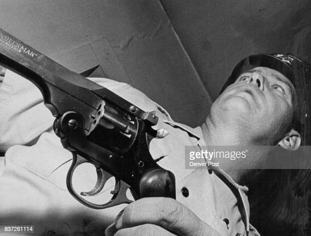 JUN 12 1961 JUN 13 1962 and dashed to his bedroom grabbed up gun and returned to living room The man took the gun away from him and shot him twice...