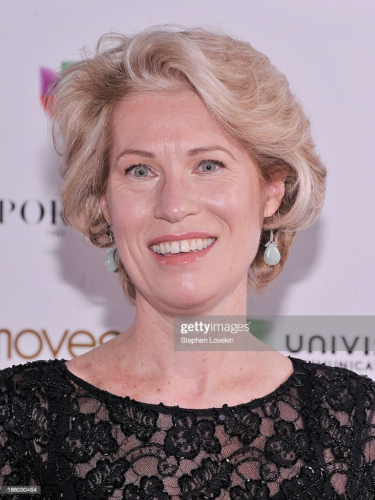 HGTV and DIY Network president Kathleen Finch attends the PowerWomen 2013 awards on November 14, 2013 in New York City.