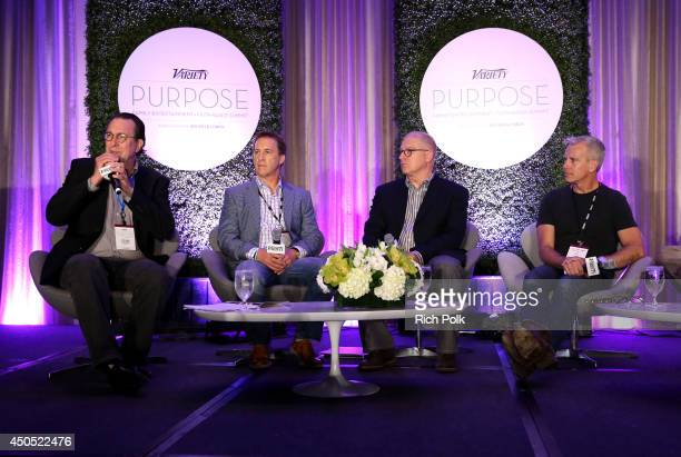 VP and Executive Editor Variety Steve Gaydos Writer Heaven Is For Real Chris Parker Director of Content BYUtv Scott Swofford Director/Writer Chris...