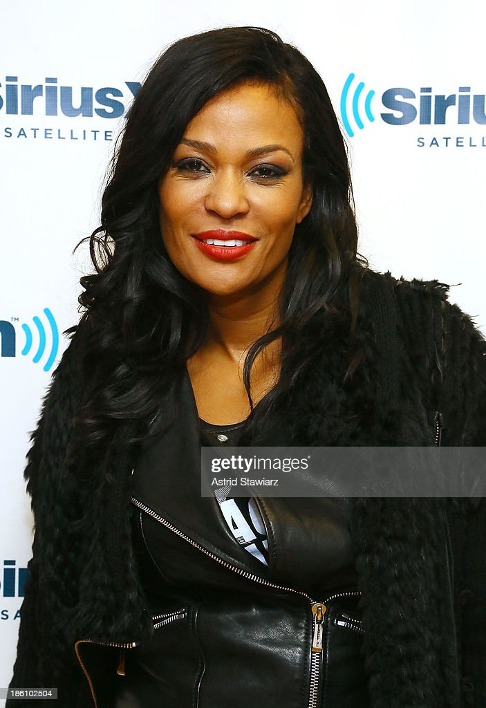 DJ and founder of Black Girls Rock!, Beverly Bond visits the SiriusXM Studios on October 28, 2013 in New York City.