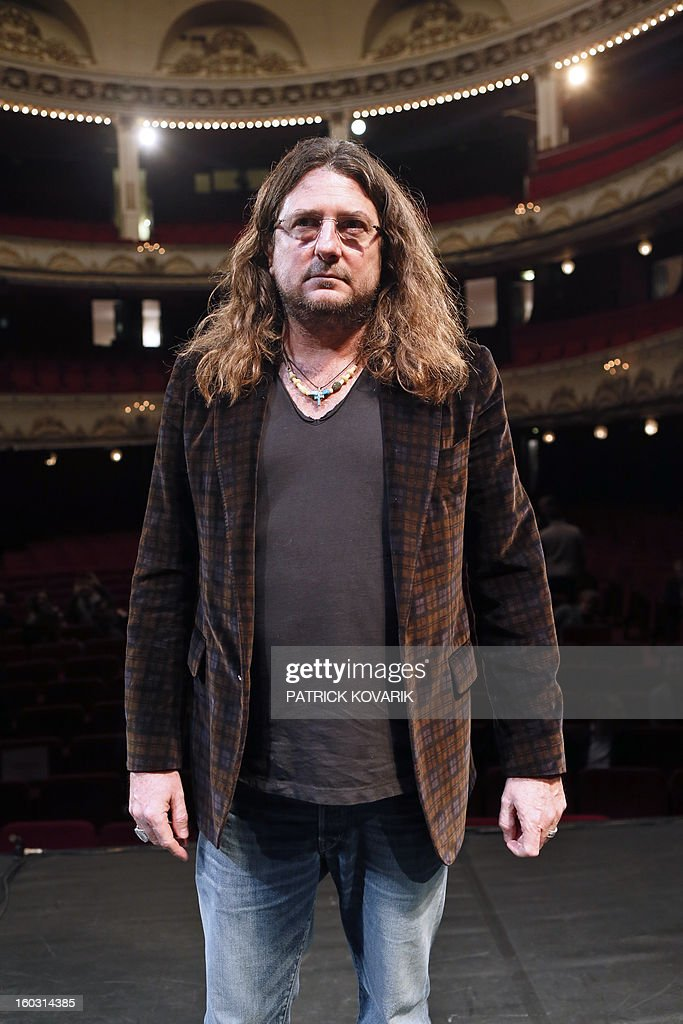 CEO and founder of French ecommerce company Vente-Privée.com Jacques-Antoine Granjon poses prior to give a press conference, on January 29, 2013 at the theatre de Paris in Paris. Granjon announced his group bought the theatre as part of its diversification strategy.