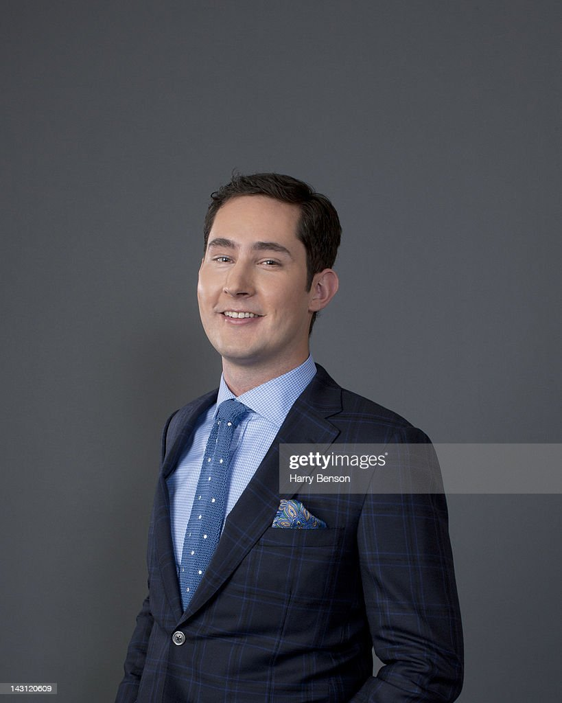 CEO and founder of Instagram, <a gi-track='captionPersonalityLinkClicked' href=/galleries/search?phrase=Kevin+Systrom&family=editorial&specificpeople=7804585 ng-click='$event.stopPropagation()'>Kevin Systrom</a> poses for Forbes Magazine on December 12, 2011 in New York City.