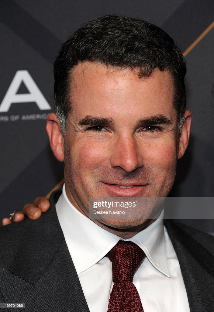 CEO and Founder of Under Armour, Kevin Plank attends the 29th FN Achievement Awards at IAC Headquarters on December 2, 2015 in New York City.