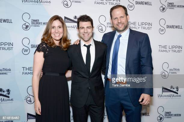 EVP and Head of Global Scripted Development and Production Carolyn Bernstein actor Max Greenfield and President Original Programming for FX Networks...