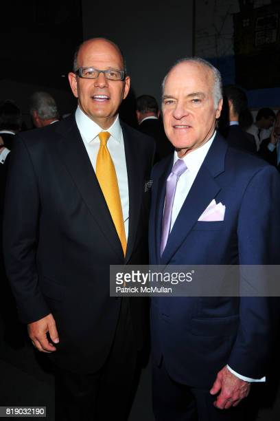 and Henry Kravis attend JONATHAN TISCH 'Citizen You' Book Launch Party at The Museum of Modern Art on May 6 2010 in New York City