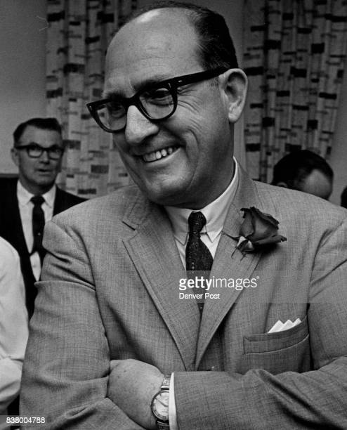 MAY 16 1967 MAY 17 1967 ***** And Houston Gibson Left Behind Gibson was third in the Denver election for mayor Credit Denver Post