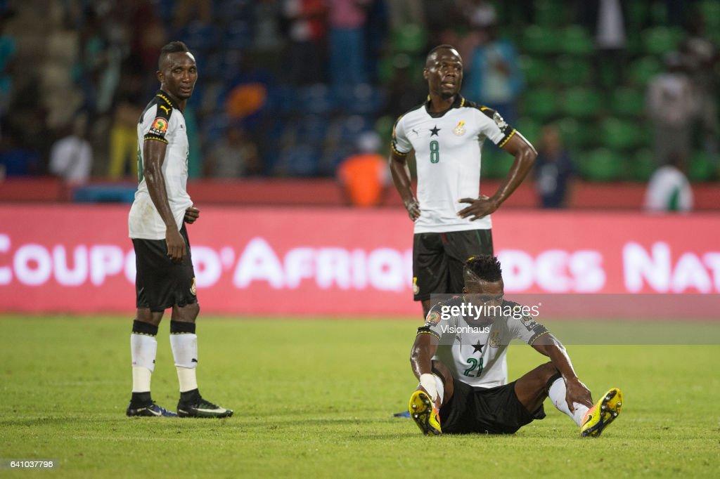 Winner Match 26 v Winner Match 27 - 2017 Africa Cup of Nations Semi-final