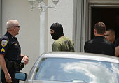 FBI and local law enforcement personnel at a residence in Port St Lucie Fla related to the Orlando club shooter on Sunday June 12 2016