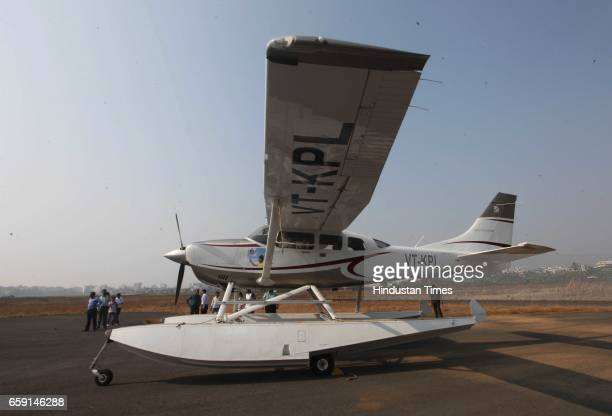 MTDC and MEHAIR launch amphibian plane services at Juhu from Mumbai to boost tourism in Mumbai