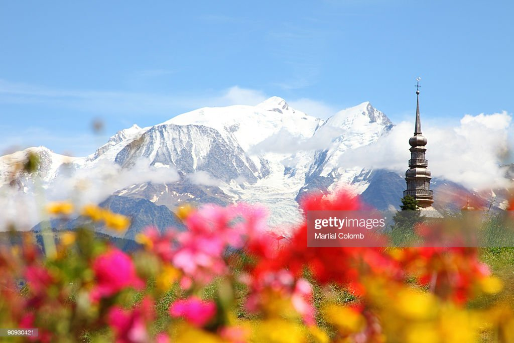 MONT BLANC and mountains