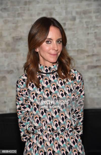 PORTER and MR PORTER President Alison Loehnis attends the GOOD Foundation MR PORTER Host Fatherhood Lunch With Jerry Seinfeld at Le Coucou on June 8...