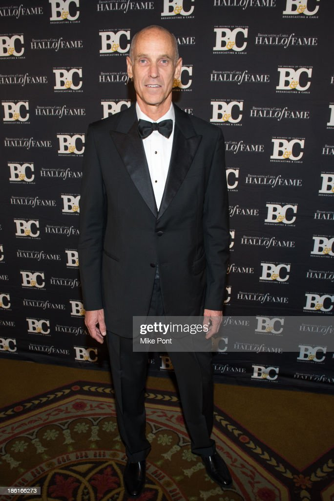 CEO and President of Comcast Cable Communications and EVP of Comcast Corporation Neil Smit attends the Broadcasting and Cable 23rd Annual Hall of Fame Awards Dinner at The Waldorf Astoria on October 28, 2013 in New York City.