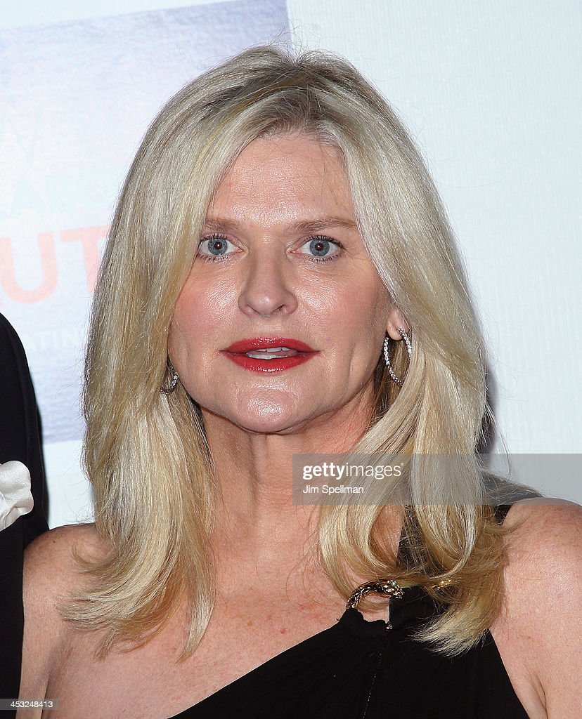 CEO and President of Victoria's Secret Sharen Jester Turney attends the 2013 Winter Ball For Autism the at Metropolitan Museum of Art on December 2...