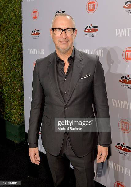 VP and publisher of Vanity Fair Edward Menicheschi attends Vanity Fair and FIAT celebration of 'Young Hollywood' during Vanity Fair Campaign...