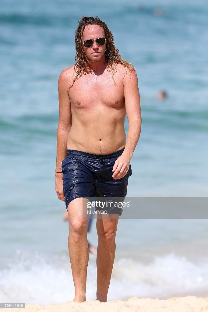 TV and radio personality Tim Dormer is seen on February 11, 2016 in Sydney, Australia.