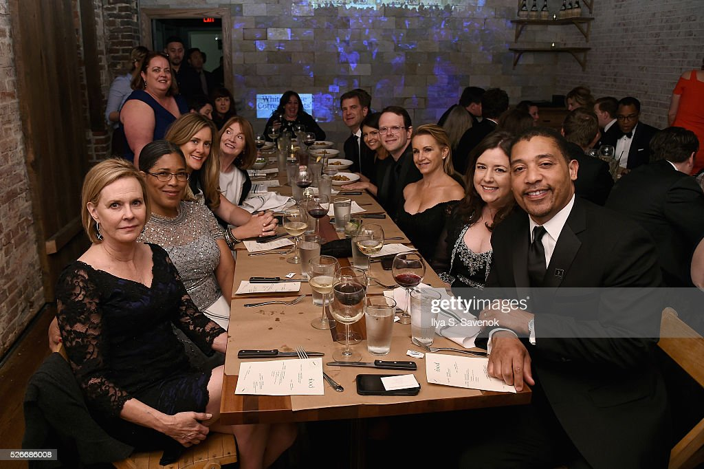 SAG-AFTRA and SAG-AFTRA Foundation members attend the Turnt Limit Hosted By Fusion And Tumblr During WHCD Weekend at Ghibellina on April 30, 2016 in Washington, DC.