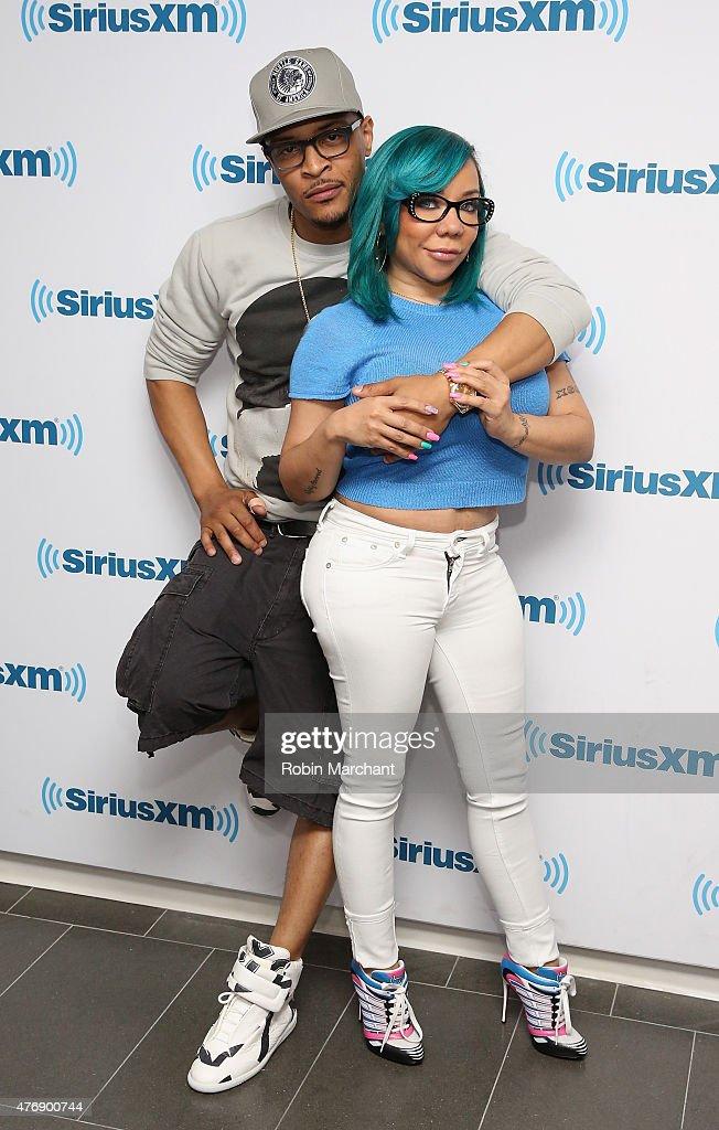 Celebrities Visit SiriusXM Studios - June 12, 2015