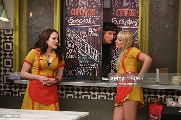 'And The Cronuts' When Max and Caroline start losing business to the new cronut craze they come up with their own trend cake fries on 2 BROKE GIRLS...