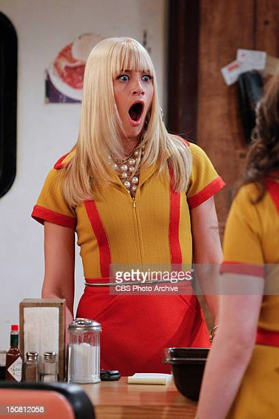 'And The Pearl Necklace' Caroline Channing loses a lucky keepsake on the second season premiere of 2 BROKE GIRLS Monday Sept 24 on the CBS Television...