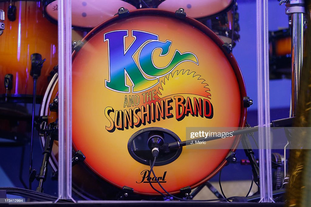KC and the Sunshine Band performs Saturday night during the Rays Summer Concert Series at Tropicana Field on July 13, 2013 in St Petersburg, Florida.