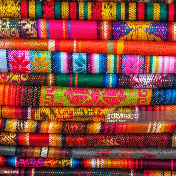 Andean Textiles from Ecuador