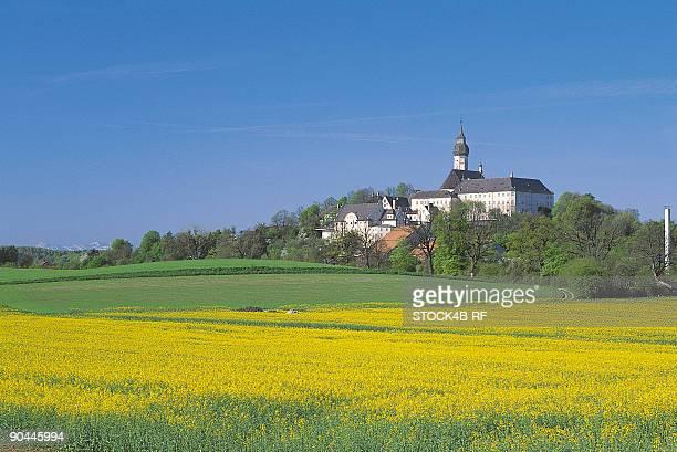 Andechs Abbey, Bavaria, Germany