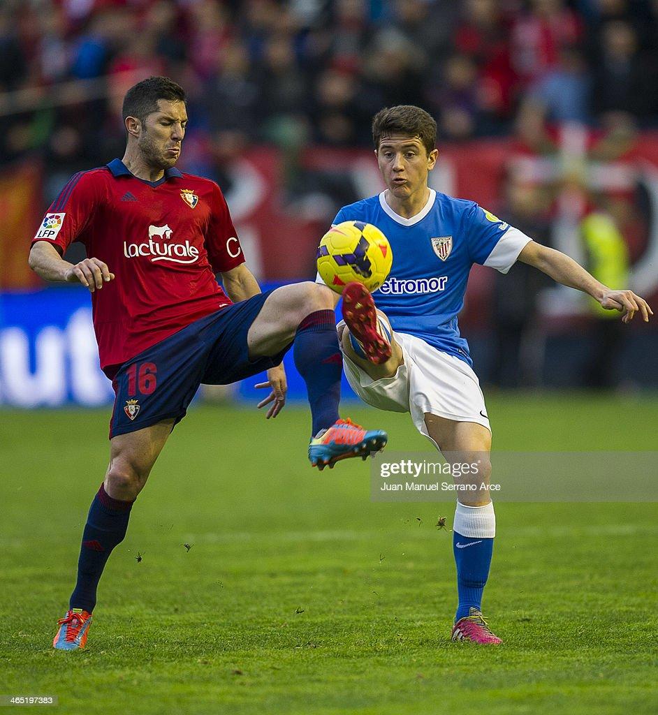 CA Osasuna v Athletic Club - La Liga