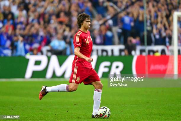 Ander ITURRASPE France / Espagne Match Amical Photo Dave Winter / Icon Sport