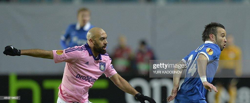 FC Dinamo Moskva v RSC Anderlecht - UEFA Europa League Round of 32