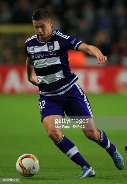 Anderlecht's Leander Dendoncker