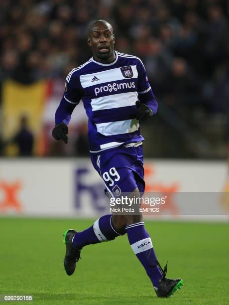 Anderlecht's Stefano Okaka