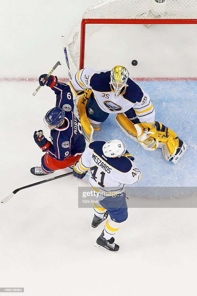 Buffalo Sabres v Columbus Blue Jackets