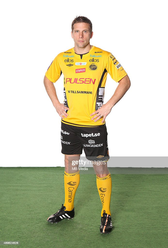 <a gi-track='captionPersonalityLinkClicked' href=/galleries/search?phrase=Anders+Svensson&family=editorial&specificpeople=167083 ng-click='$event.stopPropagation()'>Anders Svensson</a> of IF Elfsborg poses during a portrait session on March 11, 2015 in Boras,Sweden.