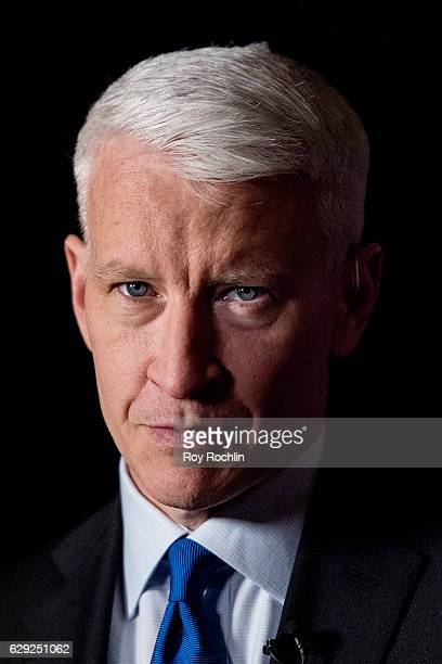 Anderson Cooper attends the 10th Anniversary CNN Heroes at American Museum of Natural History on December 11 2016 in New York City