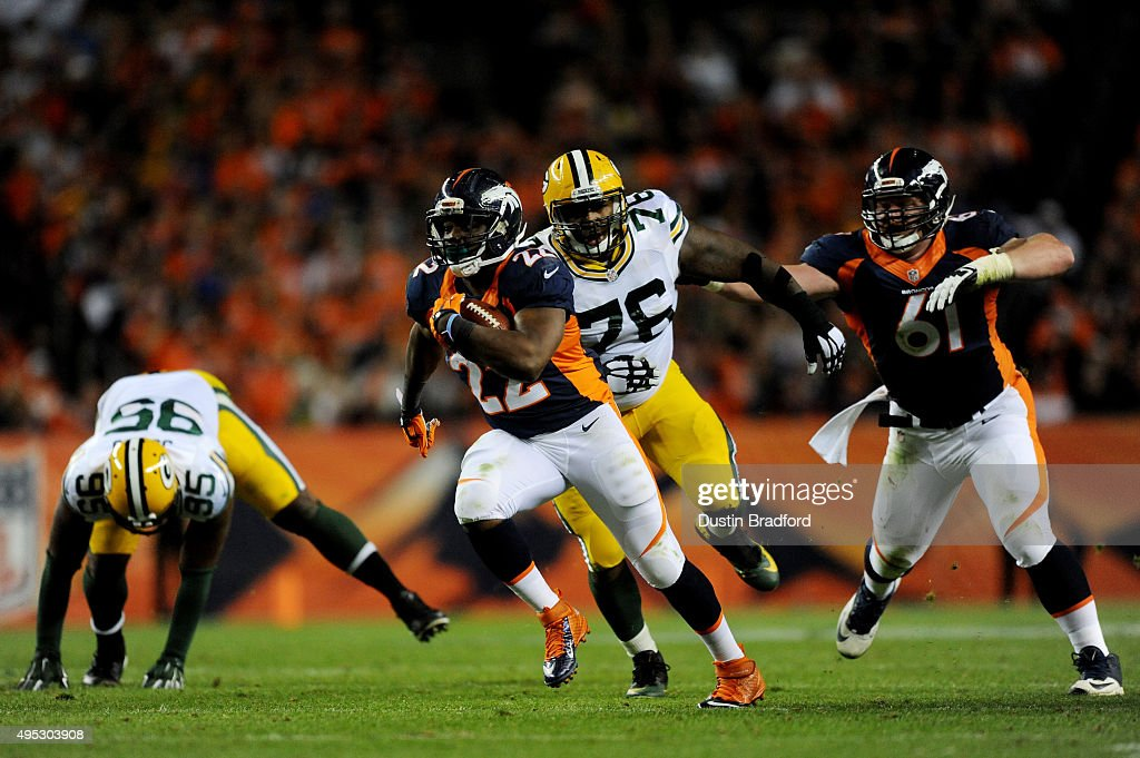 Green Bay Packers v Denver Broncos