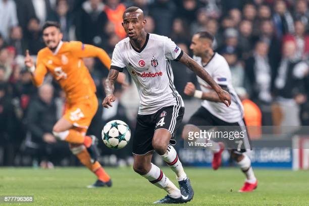 Anderson Souza Conceicao of Besiktas JK during the UEFA Champions League group G match between Besiktas JK and FC Porto on November 21 2017 at the...