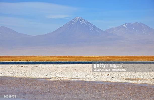 Andes Mountains, Atacama Desert and Salt Lake